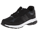 New Balance Kids KJ990V3 Big Kid Black Shoes