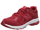 New Balance Kids KJ990V3 Little Kid Red Shoes