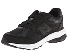 New Balance Kids KJ990V3 Little Kid Black Shoes