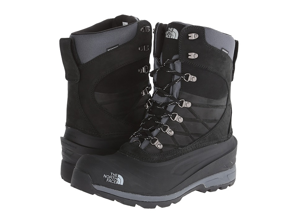 The North Face Chilkat 400 (TNF Black/Dark Shadow Grey) Men