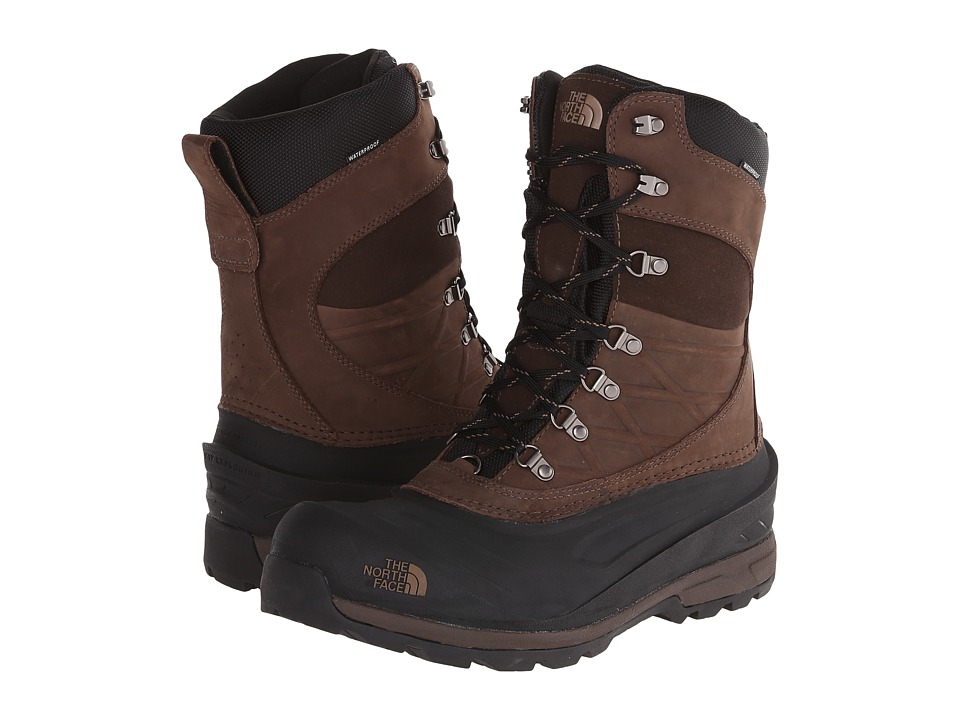 The North Face Chilkat 400 (Detitasse Brown/TNF Black) Men