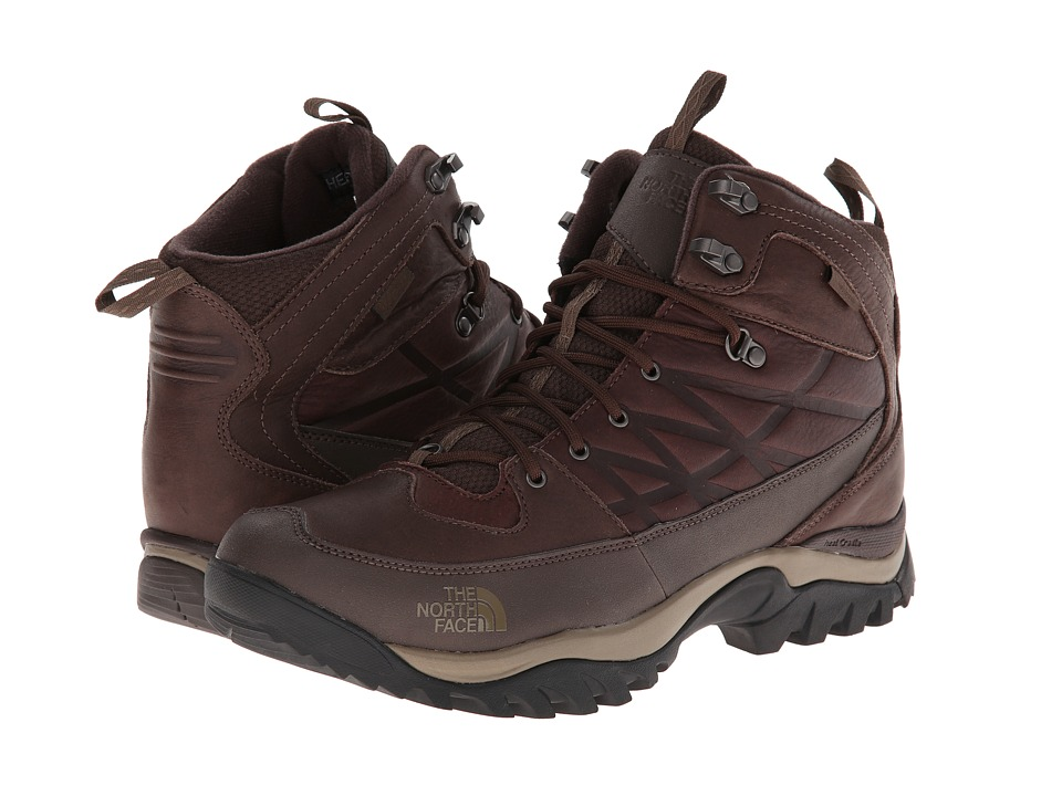 The North Face - Storm Winter WP (Demitasse Brown/Ganache Brown) Men