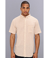 Lifetime Collective - Lucky Man Stripe S/S Stripe Button Up Shirt