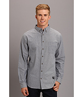Lifetime Collective - Lucky Man Solid L/S Button Up Shirt