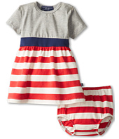 Toobydoo - Dress Stripe w/ Belt (Infant/Toddler)