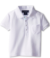 Toobydoo - Polo w/ Aqua Detail (Infant/Toddler/Little Kids/Big Kids)
