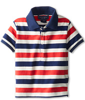 Toobydoo - Polo Stripe (Infant/Toddler/Little Kids/Big Kids)