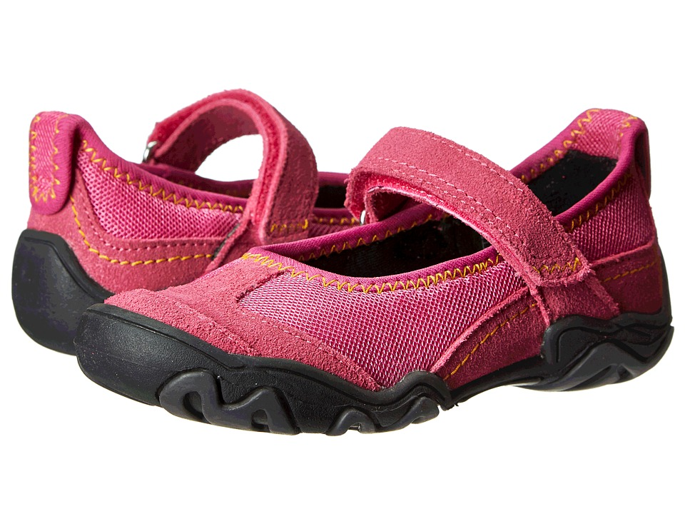 Umi Kids Alilsa Toddler/Little Kid Pink Girls Shoes