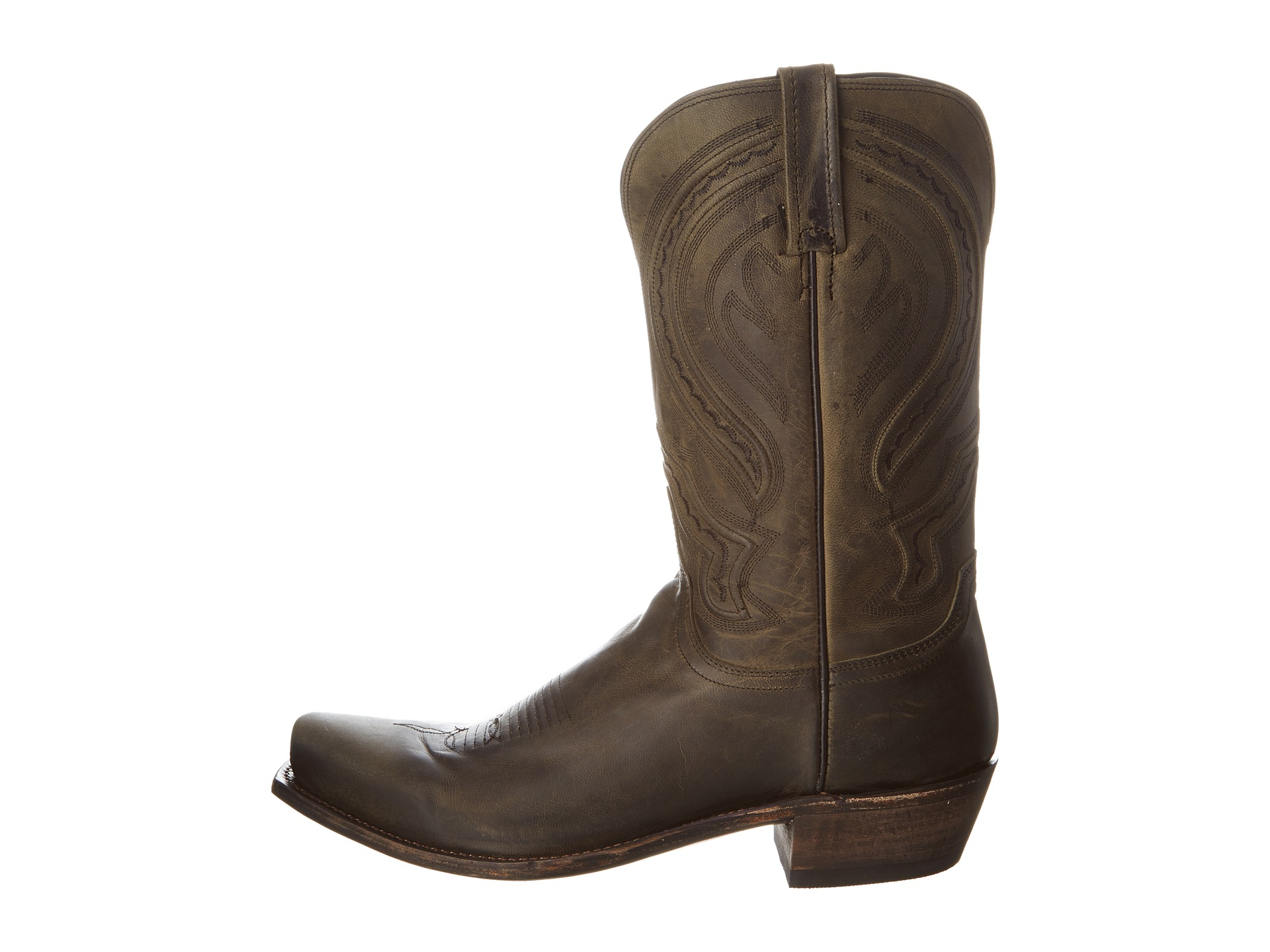 Boots See More Debbie Fortescue Square Toe Cowboy For Men Ariat