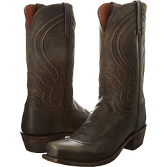 M2635 (Stitch Cord Hardware Anthracite) Cowboy Boots