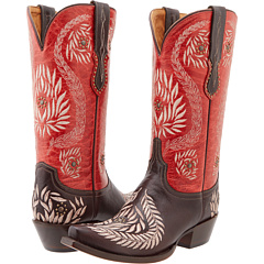 M4837 (Julius Caesar Red Wine) Cowboy Boots