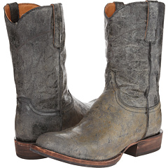 M2652 (Distressed Casual Black) Cowboy Boots
