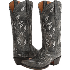 M4865 (Custom Hardware Black) Cowboy Boots