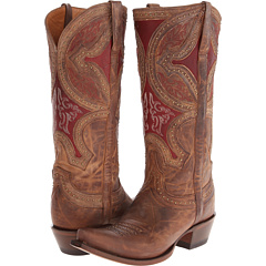 M4861 (Nude) Cowboy Boots