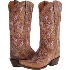 M4867 (Custom Hardware Tan) Cowboy Boots