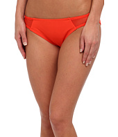 DKNY - Solids w/ Mesh Splice Bottom