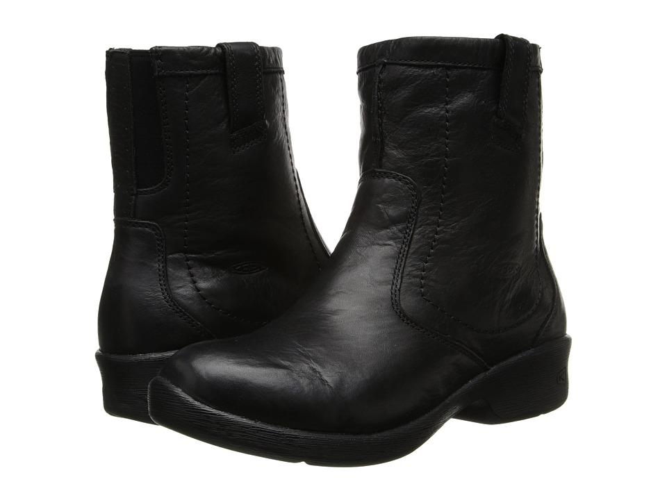 Keen - Tyretread Ankle (Black) Women's Boots