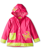 Western Chief Kids - Butterfly Star Raincoat (Toddler/Little Kids)