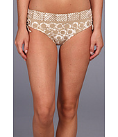 MICHAEL Michael Kors - Batik Ring Border Print Shirred Hipster Bottom