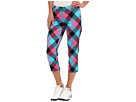 Loudmouth Golf Miami Slice Capri