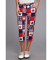 Loudmouth Golf - Betsy Ross Capri