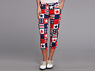 Loudmouth Golf Betsy Ross Capri