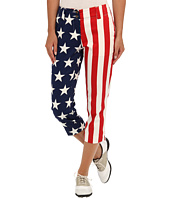 Loudmouth Golf - Stars and Stripes Capri