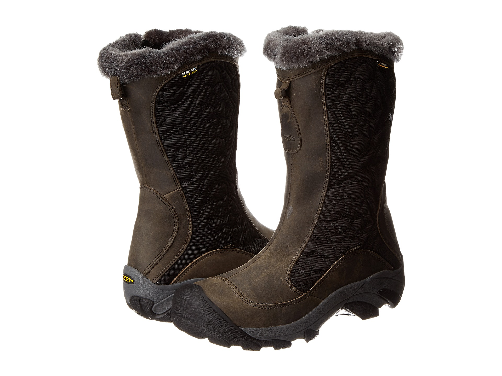 keen betty boot ii raven gargoyle shoes shipped free at zappos. Black Bedroom Furniture Sets. Home Design Ideas