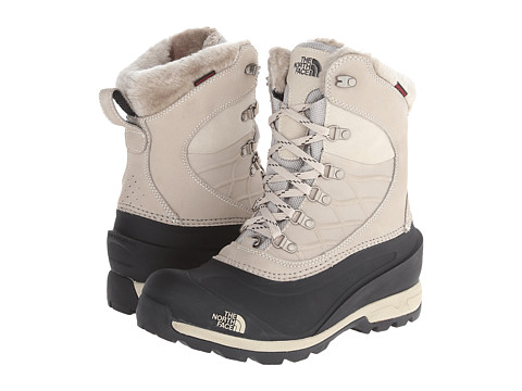 The North Face Chilkat 400 - Simply Taupe Brown/TNF Black