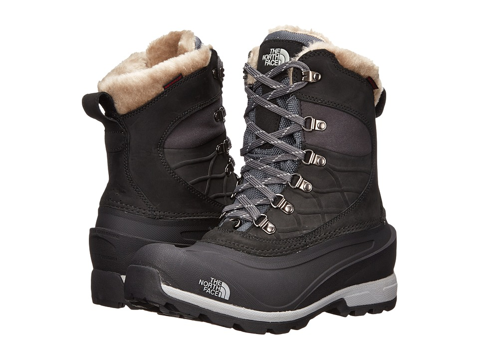 North Face Chilkat 400 (TNF Black/Zinc Grey) Women's Boots