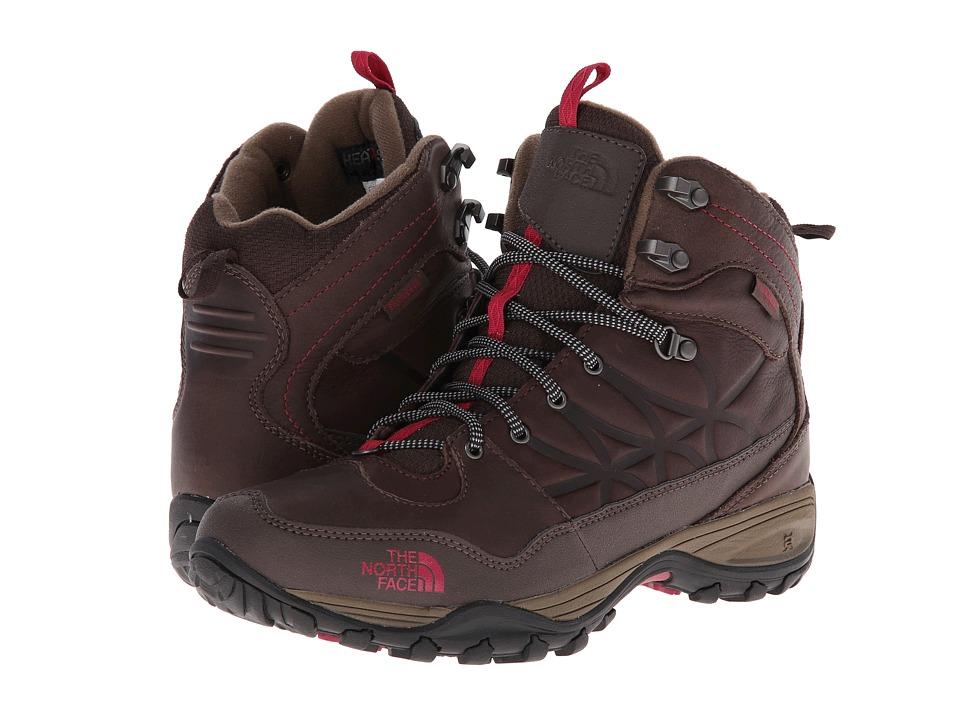 The North Face - Storm Winter WP (Demitasse Brown/Ganache Brown) Women
