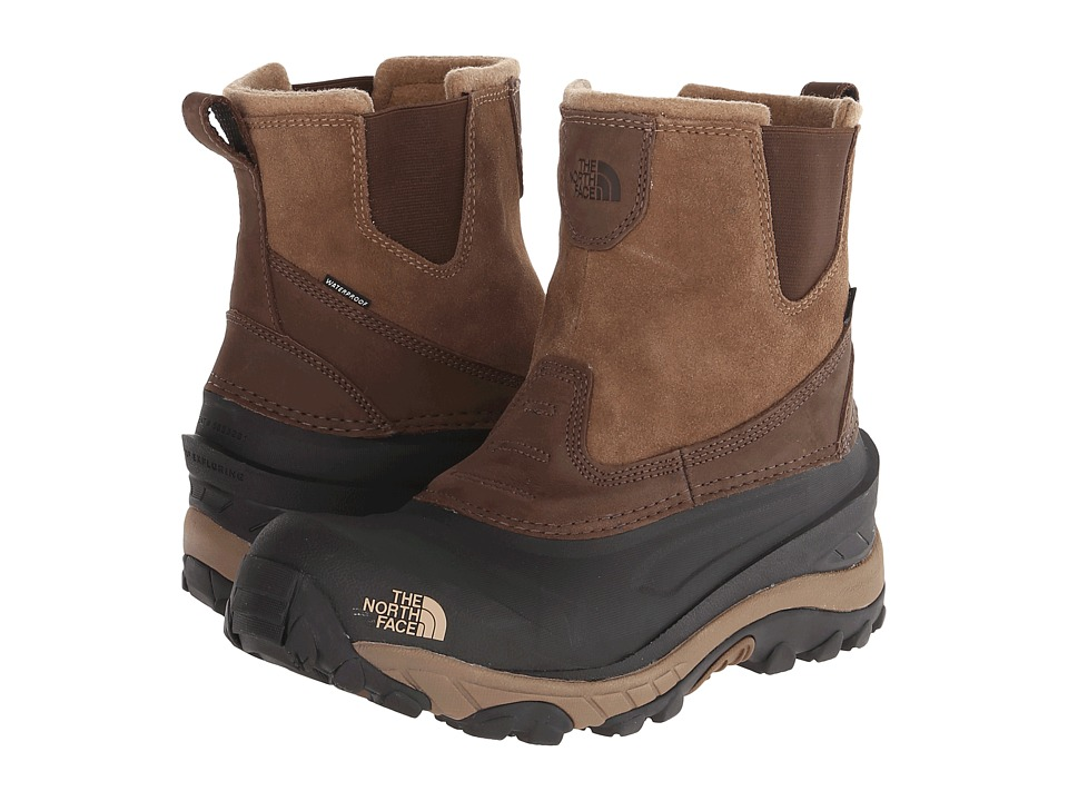 The North Face Chilkat II Pull-On (Demitasse Brown/Sepia Brown) Men