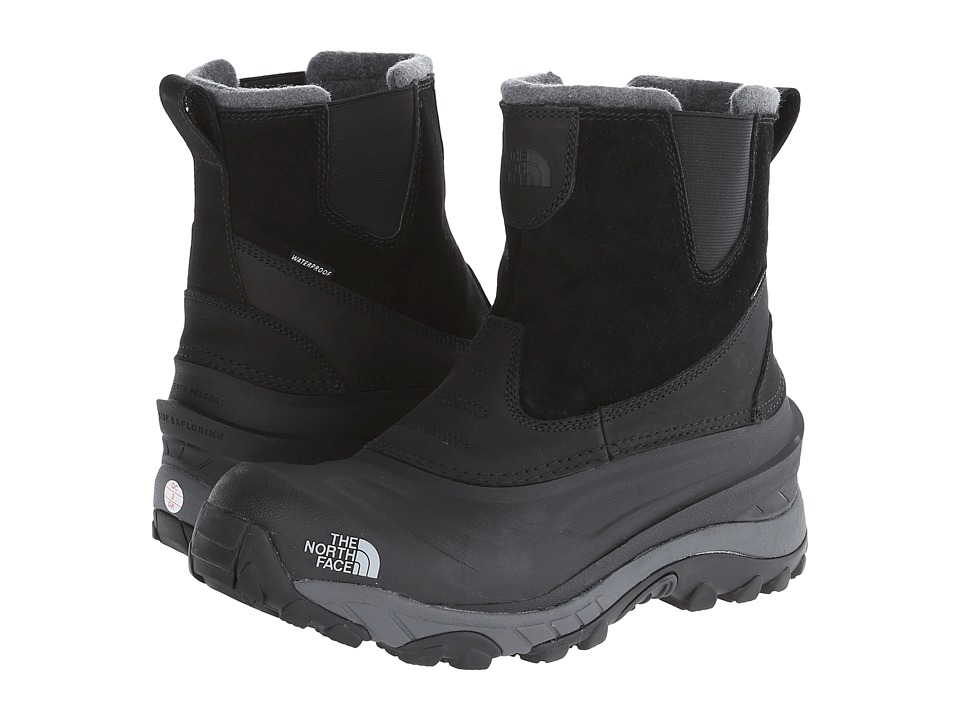 The North Face Chilkat II Pull-On (TNF Black/TNF Black) Men