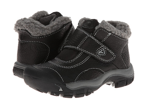 Keen Kids Kootenay (Toddler/Little Kid) - Black/Neutral Gray