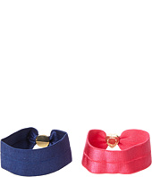 Marc by Marc Jacobs - Double Logo Ponys