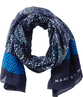 Marc by Marc Jacobs - Spray Paint Snake Print Scarf