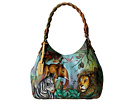 Anuschka Handbags - 533 (African Adventure) - Bags and Luggage