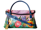 Anuschka Handbags - 527 (Turkish Tulips)