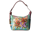 Anuschka Handbags - 529 (Lucious Lillies)