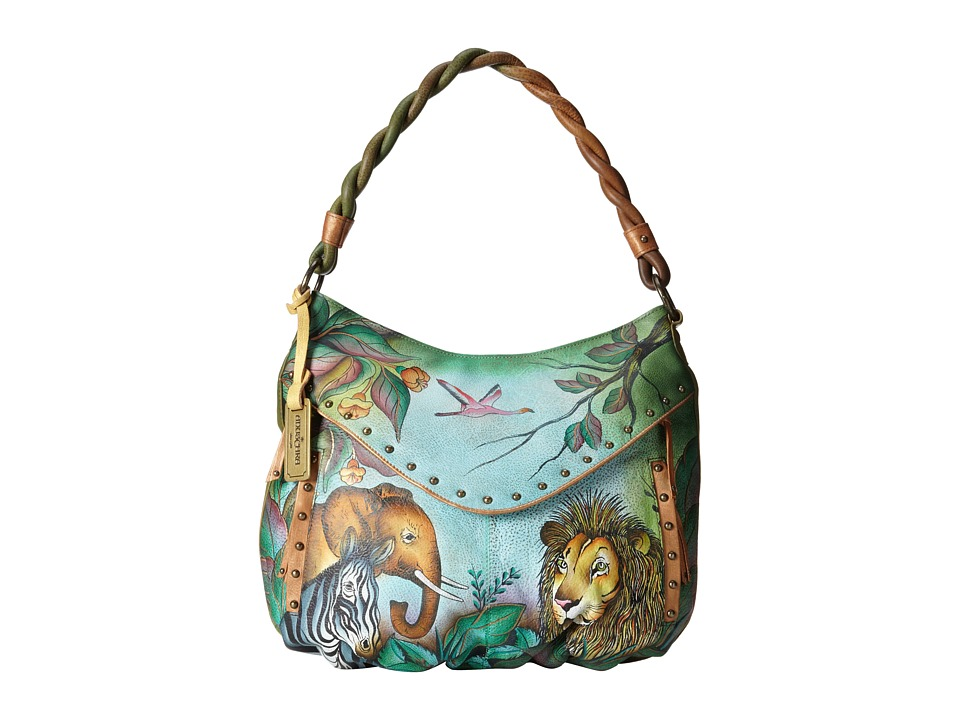 Anuschka Handbags - 513 (African Adventure) Handbags
