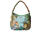 Anuschka Handbags - 513 (African Adventure) - Bags and Luggage