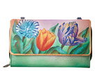 Anuschka Handbags - 1116 (Turkish Tulips) - Bags and Luggage