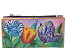 Anuschka Handbags - 1088 (Turkish Tulips) - Bags and Luggage
