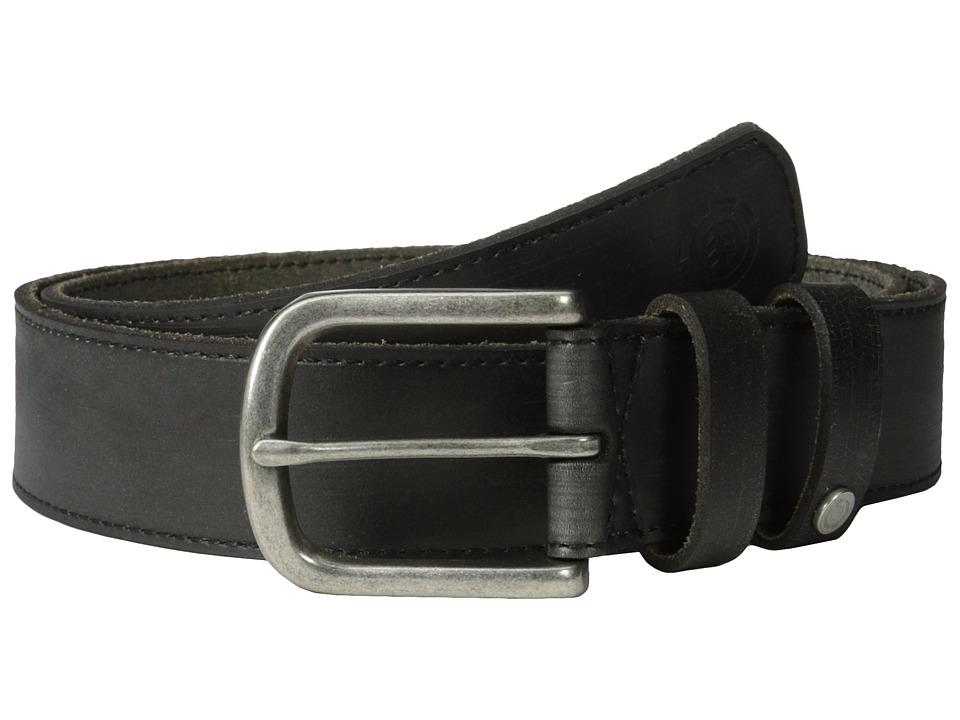 Element Vault Belt Black Mens Belts