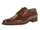 a. testoni - Black Label Washed Calf Oxford (Caramel) - Footwear