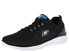 SKECHERS - Equalizer Deal Maker (Black/Blue)