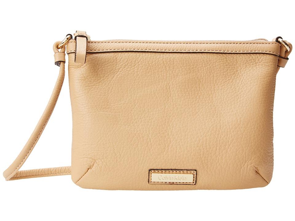 Calvin Klein - Key Items H3DEA1KF (Nude) Cross Body Handbags
