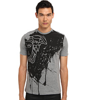 Versace Collection - Medusa Placed Print Cotton Tee