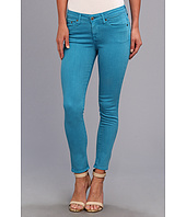 Big Star - Alex Mid Rise Skinny Crop in Azul