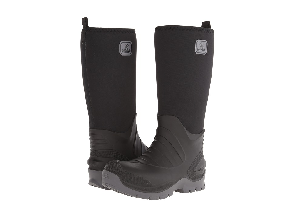 Kamik - Bushman (Black) Mens Cold Weather Boots